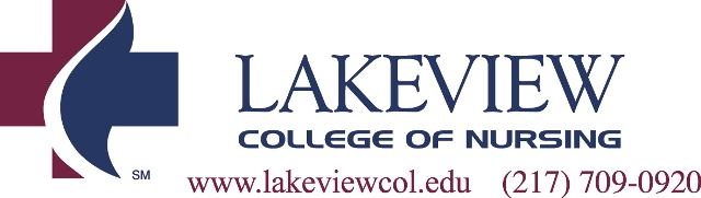 Lakeview College of Nursing Custom Shirts & Apparel